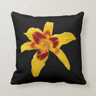 'Yellow Daylily' Pillows