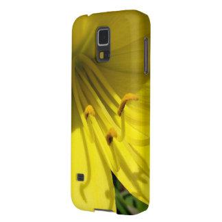 Yellow Daylily Samsung Galaxy Nexus Galaxy S5 Case