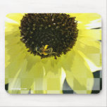 YELLOW DELIGHT MOUSE PAD
