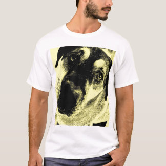 YELLOW DESIGN T-Shirt