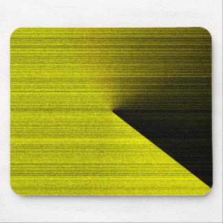 Yellow Desing Mousepad