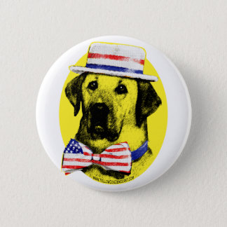 Yellow Dog Button
