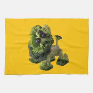 Yellow Dog Kitchen Towel. Towel