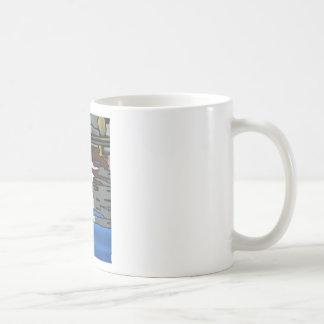 Yellow Dory Reflections Classic White Coffee Mug