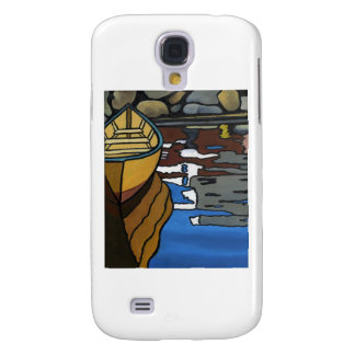Yellow Dory Reflections Galaxy S4 Cover
