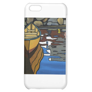 Yellow Dory Reflections iPhone 5C Cases
