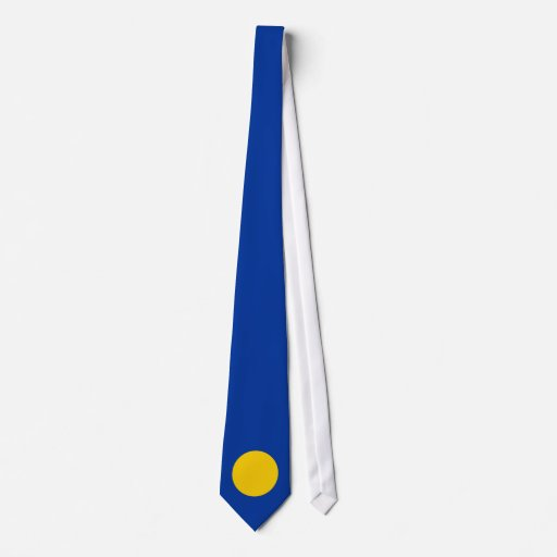 Yellow Dot Tie