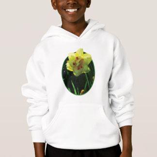 Yellow Double Daffodil Hoodie