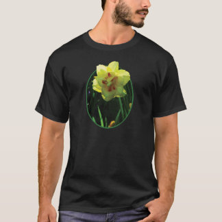 Yellow Double Daffodil Men's T-Shirt