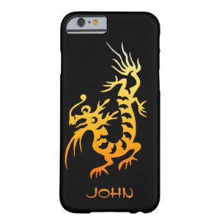 Yellow Dragon iPhone 6 Case