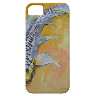 Yellow Dragon Koi iPhone SE/5/5s Case