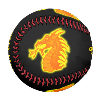 Yellow Dragon Baseballs