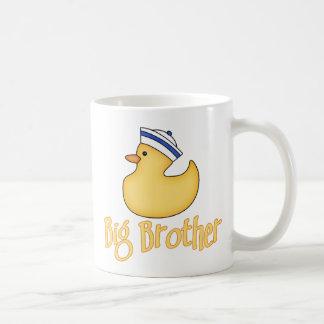 Yellow Duck Big Brother Coffee Mug