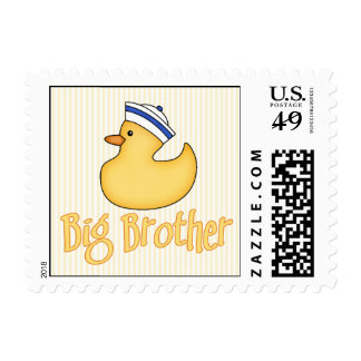Yellow Duck Big Brother Postage