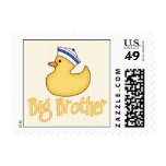 Yellow Duck Big Brother Stamp