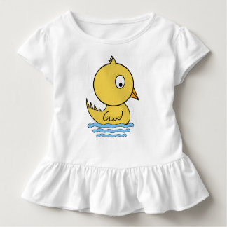 Yellow Duck Toddler T-shirt