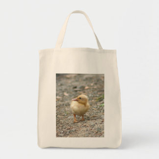 Yellow Duckling Tote Bag
