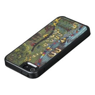 Yellow Ducks Painting, Marie Stephens Art OtterBox iPhone 5/5s/SE Case