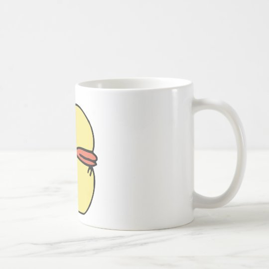Yellow Ducky Coffee Mug
