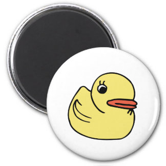 Yellow Ducky Magnet
