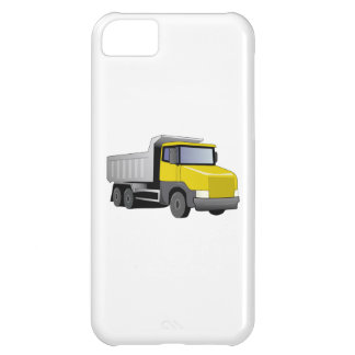 Yellow Dump Truck iPhone 5C Cases