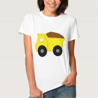 Yellow DumpTruck T-Shirt