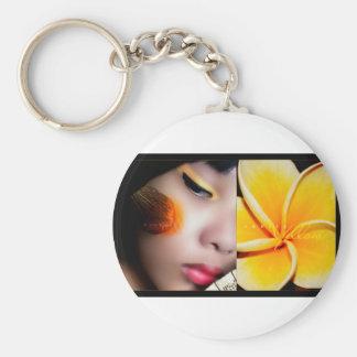 Yellow Dynasty Keychain