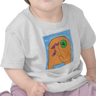 yellow elly Infant T-shirt