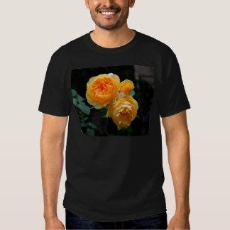 Yellow English Roses Shirt