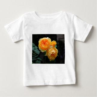 Yellow English Roses T-shirt