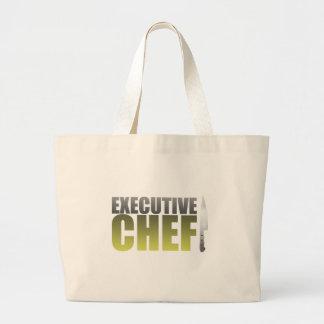 Yellow Executive Chef Bags