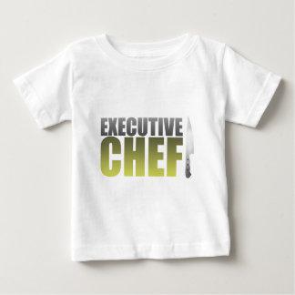 Yellow Executive Chef T Shirt