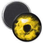 Yellow eye graphic Monster eye? Cosmic Magnets