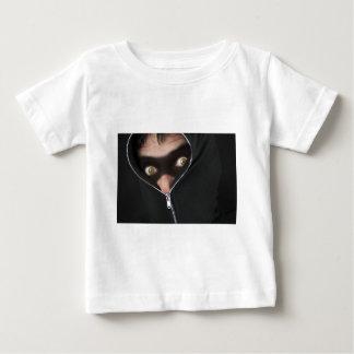 Yellow-Eyed Bandit Baby T-Shirt
