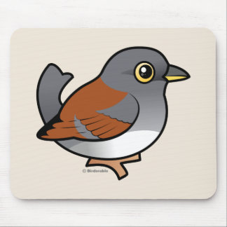 Yellow-eyed Junco Mouse Pad
