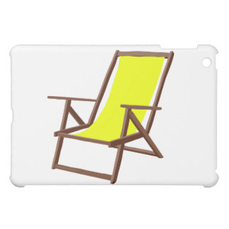 yellow fabric beach chair.png cover for the iPad mini