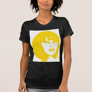 yellow face2 shirt