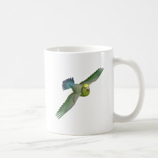 Yellow-Faced Parrotlet Coffee Mugs