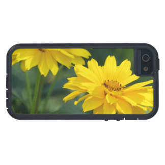 Yellow False Sunflowers iPhone 5 Cover