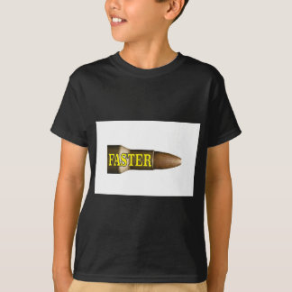 yellow fast bullet T-Shirt