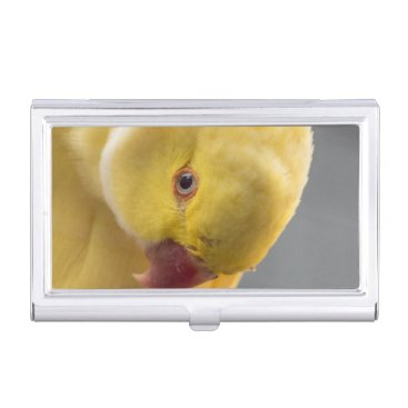 Professional Business Yellow Fellow Business Card Holder