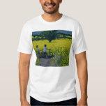 Yellow Field Kedleston Derby Shirt