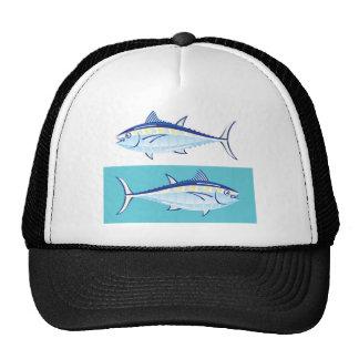Yellow fin Tuna Vector stylized Trucker Hat
