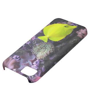 Yellow fish iPhone 5C covers