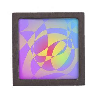Yellow Flame Premium Gift Box
