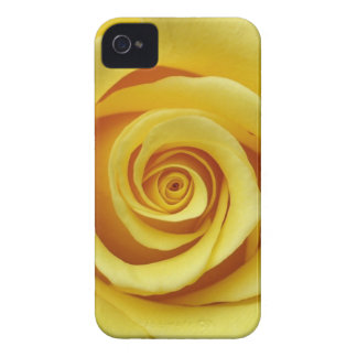 Yellow Floral Case-Mate iPhone 4 Case