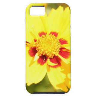 Yellow Floral iPhone SE/5/5s Case