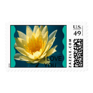 YELLOW FLOVER POSTAGE