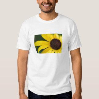 Yellow Flower Close-Up T-shirts