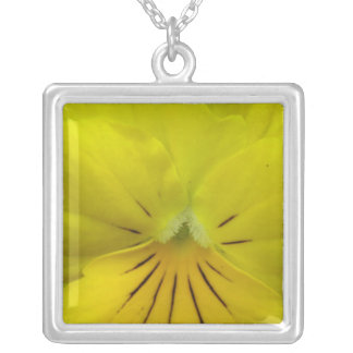 Yellow Flower Custom Necklace